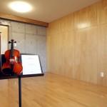 3階防音室